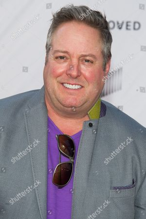 """Gary Valentine attends the premiere of """"Paul Blart: Mall Cop 2"""" at AMC Loews Lincoln Square, in New York"""