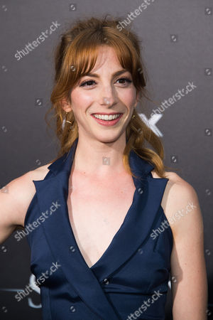 "Molly Kate Bernard attends the premiere of ""Sully"" at Alice Tully Hall, in New York"