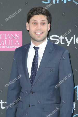 """Producer Isaac Klausner attends the premiere of 20th Century Fox's """"The Fault In Our Stars"""" at the Ziegfeld Theatre, in New York"""