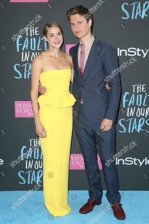 """Editorial photo of NY Premiere of """"The Fault In Our Stars"""", New York, USA"""