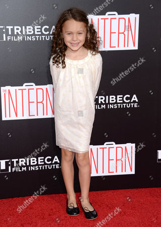 "JoJo Kushner attends the premiere of ""The Intern"" at the Ziegfeld Theatre, in New York"