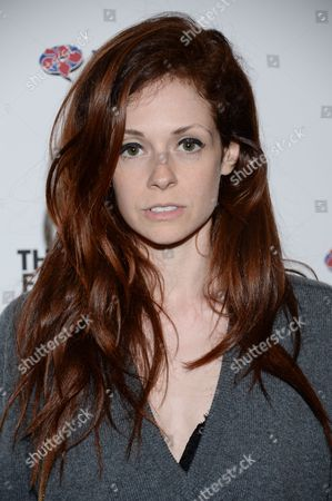 """Stephanie LaCava attends the premiere of """"The Two Faces of January"""" at the Landmark Sunshine Theater, in New York"""
