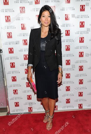 """Stock Image of Designer Monika Chiang attends a special screening of """"Lee Daniels' The Butler"""" hosted by O, The Oprah Magazine at Hearst Tower on in New York"""