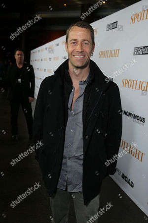 Colin Ferguson seen at Open Road 'Spotlight' Los Angeles Special Screening at DGA, in Los Angeles, CA