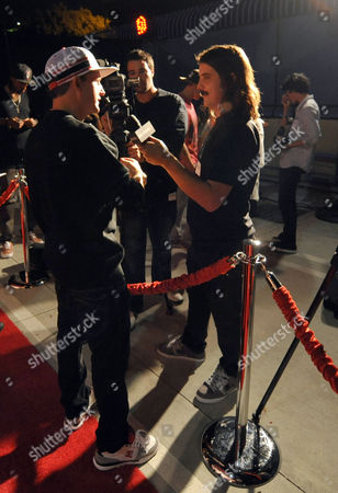 "Rob Dyrdek arrives at PacSun and DC Shoes ""Golden State of Mind"" event held at Fantasy Factory on in Los Angeles"