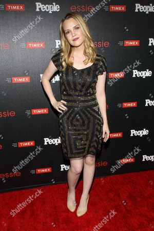 "Editorial photo of People Magazine ""Ones To Watch"" Party, Los Angeles, USA"