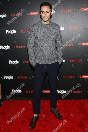 """Stock Picture of Richard Brancatisano attends the PEOPLE """"Ones to Watch"""" Party at The Line Hotel, in Los Angeles"""