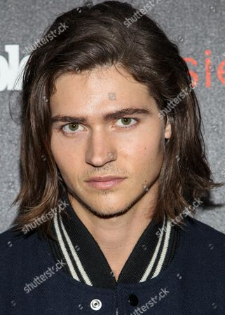 """Will Peltz attends the PEOPLE """"Ones to Watch"""" Party at The Line Hotel, in Los Angeles"""