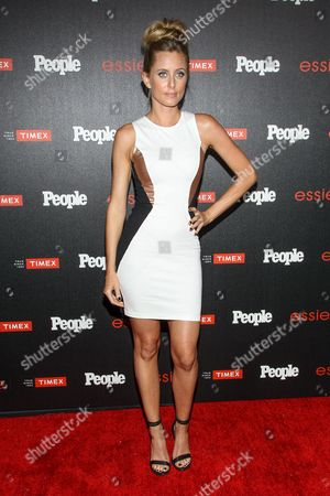 """Stock Photo of Monica Richards attends the PEOPLE """"Ones to Watch"""" Party at The Line Hotel, in Los Angeles"""