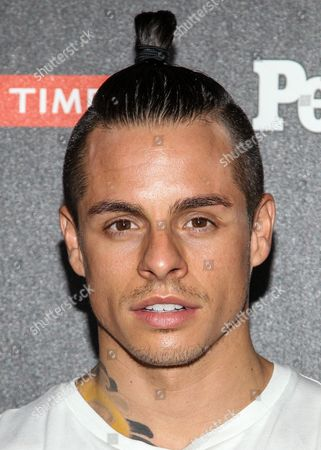 """Beau 'Casper' Smart attends the PEOPLE """"Ones to Watch"""" Party at The Line Hotel, in Los Angeles"""