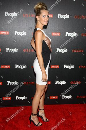 """Stock Picture of Monica Richards attends the PEOPLE """"Ones to Watch"""" Party at The Line Hotel, in Los Angeles"""