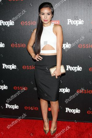"""Madalyn Horcher attends the PEOPLE """"Ones to Watch"""" Party at The Line Hotel, in Los Angeles"""