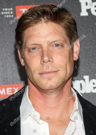 "Stock Photo of Brian Letscher attends the PEOPLE ""Ones to Watch"" Party at The Line Hotel, in Los Angeles"