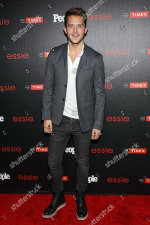 "Eli Lieb attends the PEOPLE ""Ones to Watch"" Party at The Line Hotel, in Los Angeles"