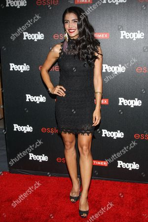 """Nazneen Contractor attends the PEOPLE """"Ones to Watch"""" Party at The Line Hotel, in Los Angeles"""