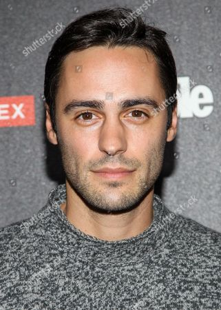 """Richard Brancatisano attends the PEOPLE """"Ones to Watch"""" Party at The Line Hotel, in Los Angeles"""