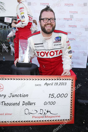 Rutledge Wood at People Magazine Presentation of The PEOPLE Pole Award at the 2013 Toyota Grand Prix of Long Beach, on Friday, April, 19th, 2013 in Long Beach, Calif