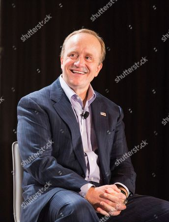 Paul Begala seen at Politicon 2016 at The Pasadena Convention Center, in Pasadena, CA