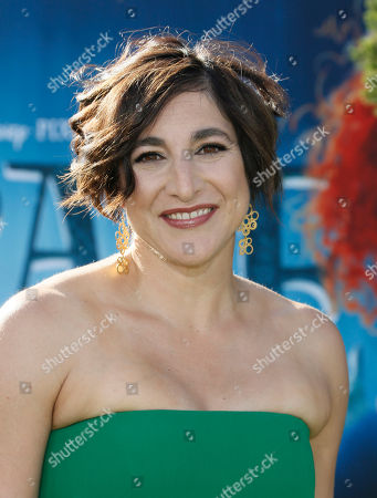 "Producer Katherine Sarafian arrives at the ""Brave"" premiere at the Dolby Theatre on in Los Angeles"