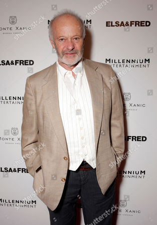 Director Michael Radford attends the premiere of 'Elsa & Fred' at the Sundance Cinema on in Los Angeles