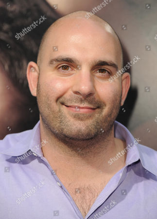 """Stock Photo of Ahmet Zappa attends the premiere of """"The Words"""" at ArcLight Cinemas, in Los Angeles"""