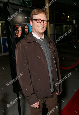 """Stock Image of Andrew Daly attends the premiere of """"A Haunted House"""" at the Arclight Hollywood, in Los Angeles"""