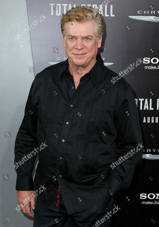 """Chris McDonald arrives at the premiere of """"Total Recall"""", in Los Angeles"""