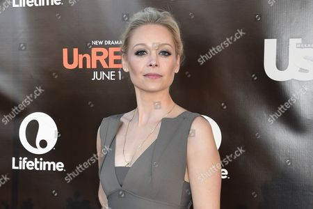 Alexandra Holden arrives at Lifetime's scripted series premiere of UnREAL at SIXTY Beverly Hills, in Beverly Hills, Calif