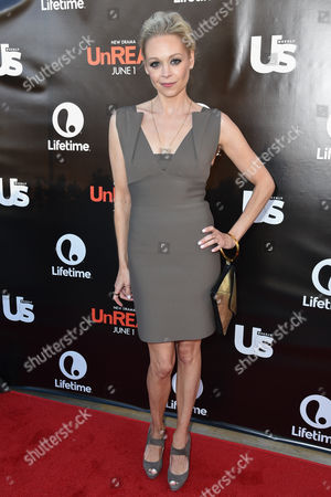 "Editorial picture of Premiere Party For ""UnReal"", Beverly Hills, USA"