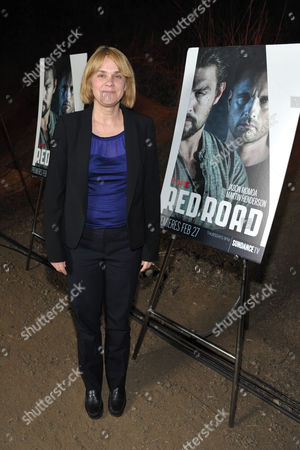 """Editorial image of Premiere Screening of SundanceTV's """"The Red Road"""", Los Angeles, USA"""