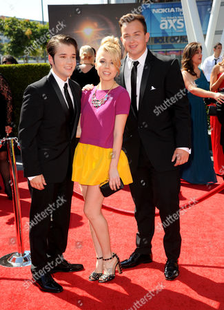 Editorial picture of Primetime Creative Arts Emmy Awards 2013 - Arrivals, Los Angeles, USA