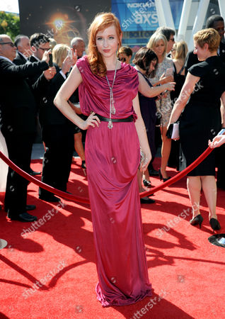 Editorial image of Primetime Creative Arts Emmy Awards 2013 - Arrivals, Los Angeles, USA