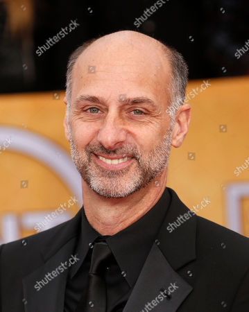 David Marciano arrives at the 19th Annual Screen Actors Guild Awards at the Shrine Auditorium in Los Angeles on