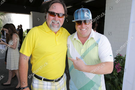 Richard Karn and Gary Valentine at the Screen Actors Guild Foundation 4th Annual Golf Classic Actors Fore Actors, on Monday, June, 10, 2013 in Los Angeles