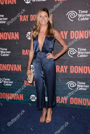 """Stock Picture of Actress Andrea Bogart attends the season 2 premiere of the Showtime series """"Ray Donovan"""" at NOBU Malibu on in Malibu, Calif"""