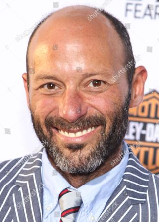 """Actor Michael Ornstein arrives at the season 6 premiere screening of """"Sons of Anarchy"""" at the Dolby Theatre on in Los Angeles"""