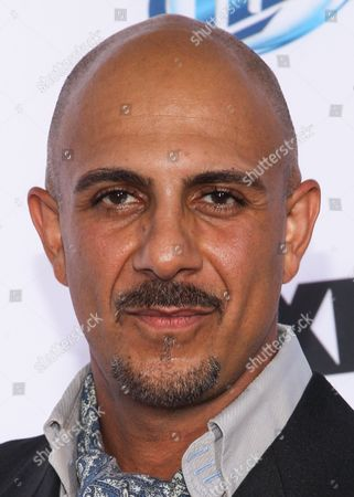 """Stock Photo of Actor Anthony Azizi arrives at the season 6 premiere screening of """"Sons of Anarchy"""" at the Dolby Theatre on in Los Angeles"""