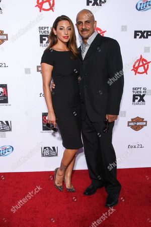 """Editorial photo of Season 6 Premiere Screening of """"Sons of Anarchy"""" - Arrivals, Los Angeles, USA"""