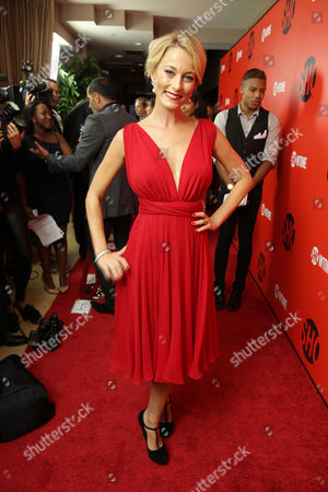 Sadie Katz seen at Showtime's 2013 'Emmy Eve Siorre' on Saturday, Sept, 21, 2013 in Los Angeles