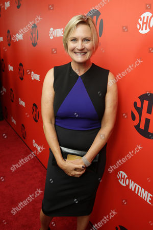 Denise Crosby seen at Showtime's 2013 'Emmy Eve Siorre' on Saturday, Sept, 21, 2013 in Los Angeles