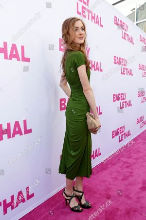 Editorial picture of Special Screening of 'Barely Lethal', Hollywood, USA