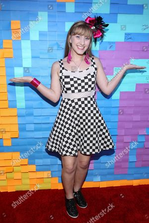 Actress Tara-Nicole Azarian attends the Staples for Students Give-Back at the Saddle Ranch Chop House on in Universal City, Calif