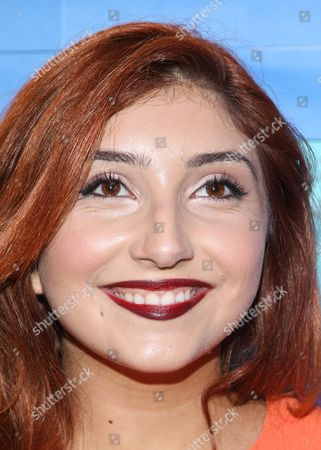Actress Jennessa Rose attends the Staples for Students Give-Back at the Saddle Ranch Chop House on in Universal City, Calif