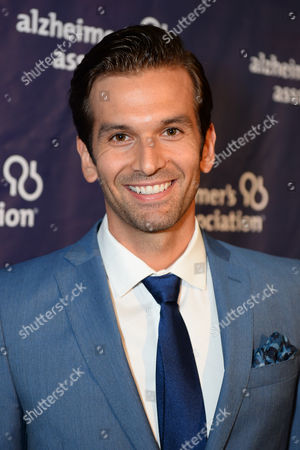 """Stock Picture of Colin Owens arrives at the 22nd annual """"A Night At Sardi's"""" to benefit the Alzheimer's Association at the Beverly Hilton Hotel, in Beverly Hills, Calif"""