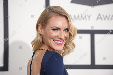 Stock Photo of Holly Ridings arrives at the 56th annual GRAMMY Awards at Staples Center, in Los Angeles