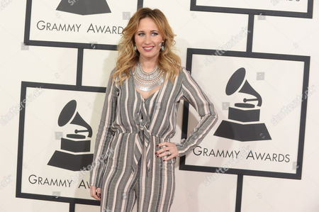 Editorial image of The 56th Annual GRAMMY Awards - Arrivals, Los Angeles, USA