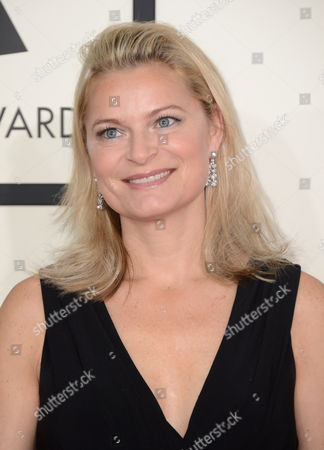 Stock Picture of Anna Einarsson arrives at the 56th annual GRAMMY Awards at Staples Center, in Los Angeles