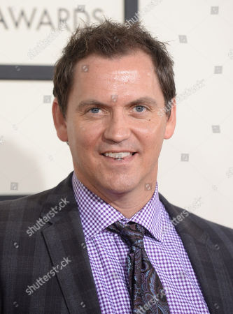 Stock Photo of Jimmy Yeary arrives at the 56th annual GRAMMY Awards at Staples Center, in Los Angeles