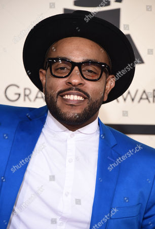 Editorial image of The 57th Annual Grammy Awards - Arrivals, Los Angeles, USA