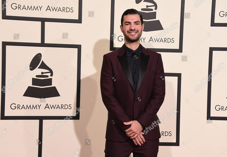 Editorial picture of The 58th Annual Grammy Awards - Arrivals, Los Angeles, USA